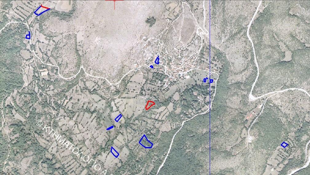 Διεκδίκηση από το Δημόσιο έκτασης 50.769 τ.μ. ως δασικής έκτασης– Αγωγή κατά των κληρονόμων του αρχικού δικαιούχου με βάση αναρτημένο δασικό χάρτη – Η κυριότητα του ακινήτου είναι ανεξάρτητη από τον χαρακτήρα του ως δασικής ή μη έκτασης – Προϋποθέσεις κτήσης κυριότητας από το Δημόσιο στις Νέες Χώρες