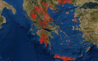 Ψηφιακός χάρτης: Πώς θα βρείτε την αντικειμενική αξία του ακινήτου σας